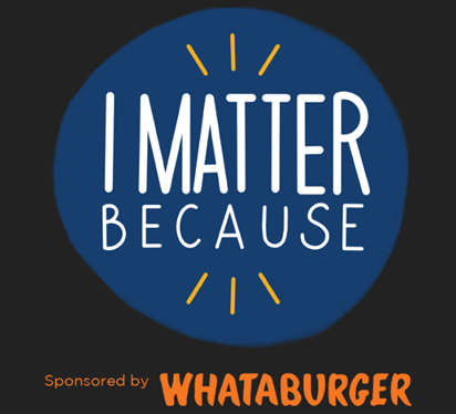 i matter because logo